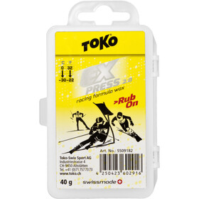 Toko Express Racing Cire Rub-on 40g